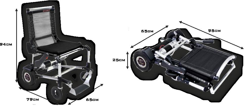 silla de ruedas electrica funcionamiento